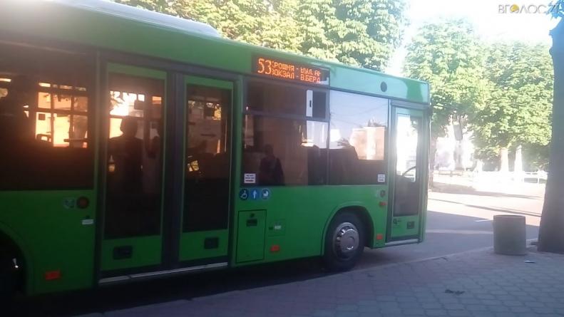 Проїзд у маршрутках житомиряни пропонують оплачувати при виході