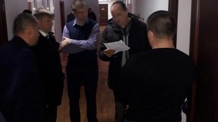 У Житомирі СБУ викрила на хабарі двох посадовців фіскальної служби