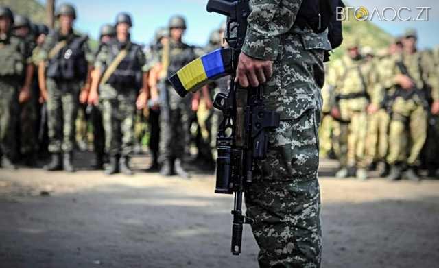 Майже 440 безробітних області стали контрактниками української армії