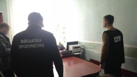 СБУ затримала на хабарі начальника управління Держеконагляду Житомирщини
