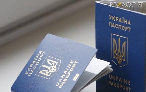 З початку дії безвізу жителі області оформили майже 168 тисяч закордонних біометричних паспортів
