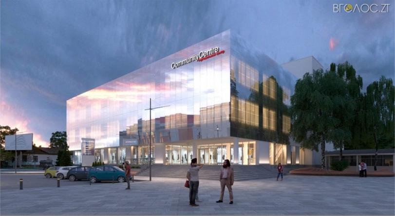 """Житомирянам показали, як може виглядати приміщення колишнього ресторану """"Смоленськ"""""""