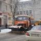 У Житомирі комунальники за ніч висипали на дороги міста 119 тонн піску та солі