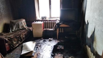 На Житомирщині під час пожежі у житловому будинку загинули мати з сином