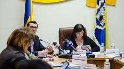 Засідання виконкому міської ради у фотографіях
