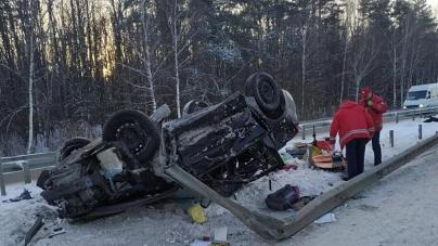 Під Житомиром розбився «Mitsubishi»: загинула жінка, четверо людей постраждали