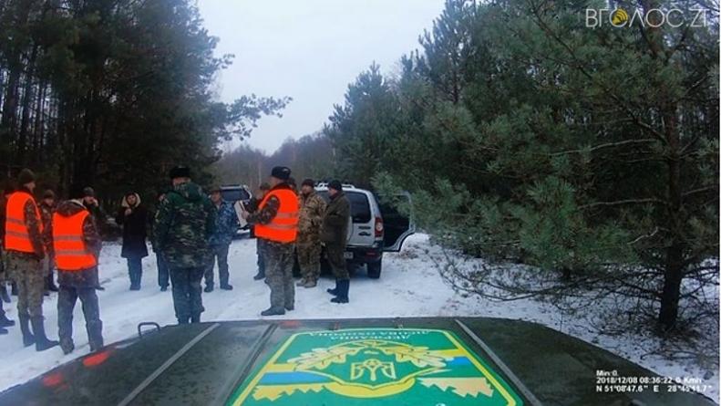 Житомирщина: торік мисливці сплатили 30 тисяч гривень штрафів за порушення правил полювання