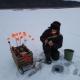 З-під криги рибоохорона дістала понад 1000 метрів браконьєрських сіток