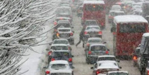 У Житомирському районі через ДТП фура перекрила рух транспорту