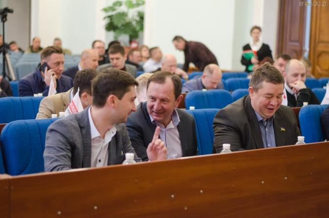 Як відбулася остання «зимова» сесія міської ради (ФОТО)