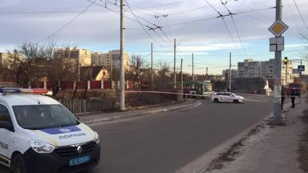 Біля перехрестя Чехова і Новосінної у траві знайшли гранату