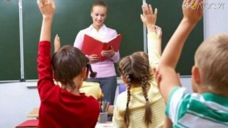 Заради безпеки дітей не пускати у школу невакцинованих вчителів, – житомирянин