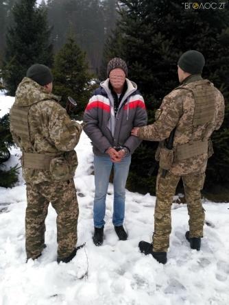 Злочинця, якого розшукує Інтерпол, затримали житомирські прикордонники