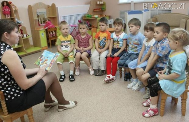 Житомиряни скаржаться міськраді на низьку зарплату вихователів у дитсадках