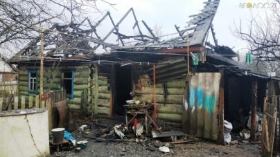 58-річний коростенець загинув під час пожежі у будинку, поки його дружина з донькою були у пологовому