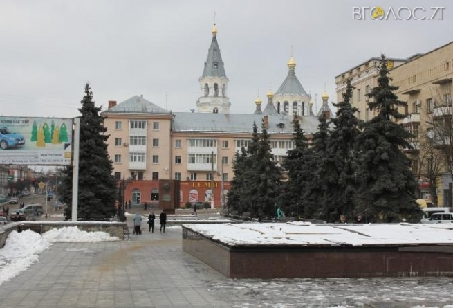 Пам'ятник загиблим житомирянам-учасникам АТО встановлять на вулиці Перемоги