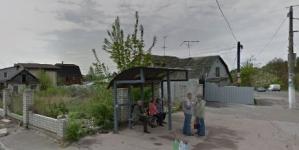 У провулку біля «Житомирводоканалу» пасажири «влаштували» туалет