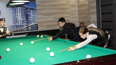 У Житомирі стартував всеукраїнський чемпіонат з більярду серед дітей та юнаків