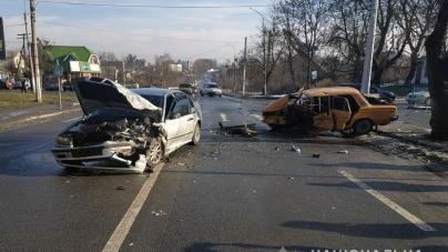 Новоград: у ДТП постраждали 6-річний та 4-річний хлопчики