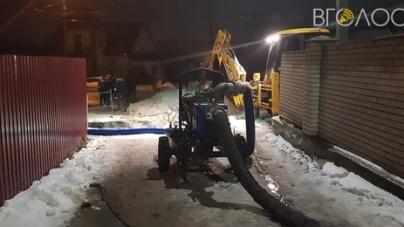 Через масштабну аварію Польова залишилася без води