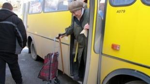 Пенсіонери повинні платити за проїзд, – житомиряни