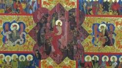 Унікальний розпис прикрасить стіни Свято-Михайлівського кафедрального собору у Житомирі