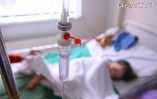 Масове захворювання учнів у Житомирі: назвали причину й список порушень у школі