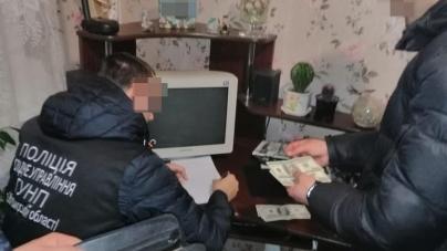 На хабарі у 35000 $ затримали голову однієї із сільрад на Житомирщині