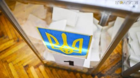 ЦВК оприлюднила інформацію про явку виборців на Житомирщині