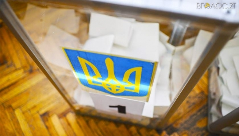 Вибори президента: найбільша явка виборців – у Житомирі