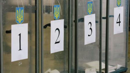 Явка виборців у Житомирській області вже становила 47,35%