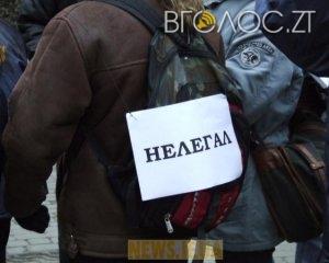 11 іноземців-порушників, яких виявили на Житомирщині, примусово повернуть додому