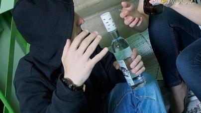За споювання дітей алкоголем 29 дорослих притягнули до відповідальності