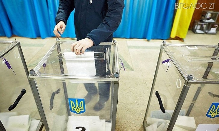 У Коростишівському районі пройшли вибори до ОТГ