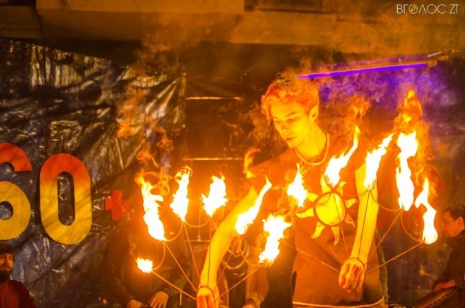 У Житомирі пройшла акція «Година Землі» (ФОТО)