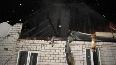 Хлопець через ревнощі підпалив будинок з людьми у Коростені