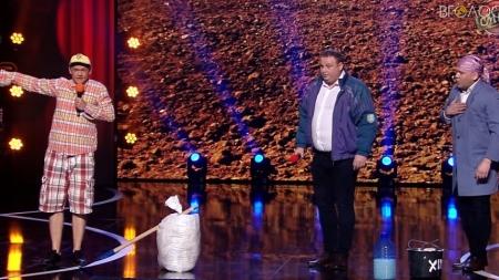 Житомирська команда «30+» пройшла далі в шоу «Ліга Сміху»