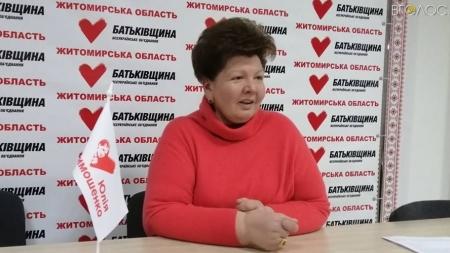 Анжеліка Лабунська розповіла журналістам про імпічмент Порошенку