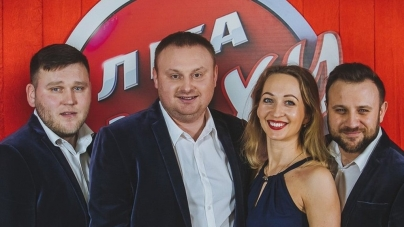 Житомиряни увійшли до сезону Ліги Сміху