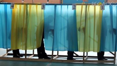 Житомирщина: найактивніше голосують на виборчих дільницях округу №65