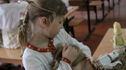 Планують встановити рекорд: понад 400 жителів Олевська одягнуть древлянське вбрання