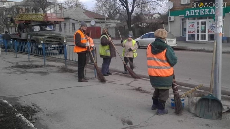 Житомирські комунальники заплатять понад 400 тисяч за прибирання міста