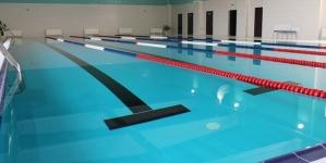 У Ємільчиному відкрили басейн, який будували 6 років
