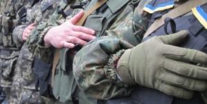 Ще 222 жителі області пішли служити за контрактом в ЗСУ