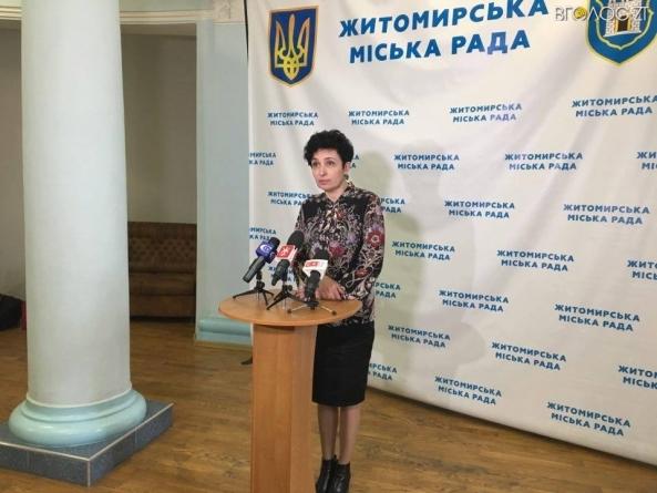 Депутати розглянуть питання про звільнення заступниці міського голови Вікторії Краснопір