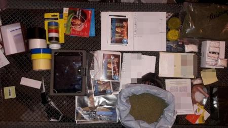 Поліцейські затримали декілька житомирських студентів, які причетні до діяльності наркосиндикату