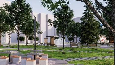 Архітектор міста показав, як виглядатиме бульвар у районі Малікова після реконструкції