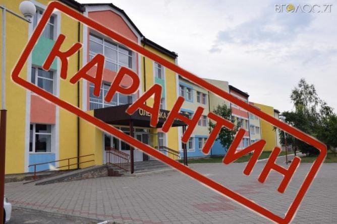 Через спалах кору на Житомирщині одну з гімназій закрили на карантин