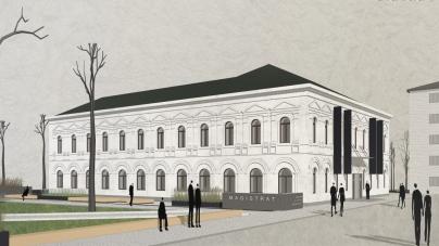 У Житомирі оголосили тендер на реконструкцію Магістрату, що на Замковій горі