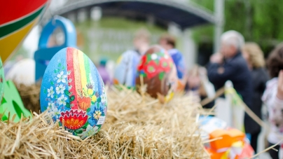 Як у Житомирі святкували Великдень (ФОТО)